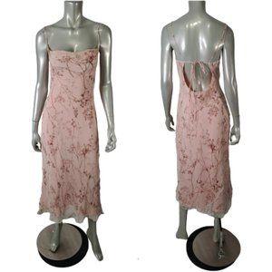 Laundry by Shelli Segal 100% Silk Dress Size 10